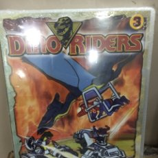 Cine: DINO RIDERS VOL.3 [ DVD ] - PRECINTADO -. Lote 218740730