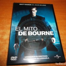 Cine: EL MITO BOURNE DVD DEL AÑO 2004 ESPAÑA MATT DAMON FRANKA POTENTE BRIAN COX JULIA STILES. Lote 218832211