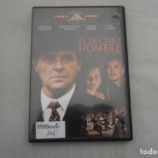 Cine: (2-B2) - 1 X DVD - EL DECIMO HOMBRE - ANTHONY HOPKINS, SRISTIN SCOTT THOMAS / JACK GOLD. Lote 218875601