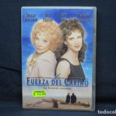 Cine: LA FUERZA DEL CARIÑO - DVD. Lote 218915336