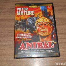 Cine: ANIBAL DVD BUD SPENCER VICTOR MATURE TERENCE HILL NUEVA PRECINTADA. Lote 218919093