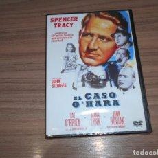 Cine: EL CASO O'HARA DVD DE JOHN STURGES PAT O'BRIEN SPENCER TRACY NUEVA PRECINTADA. Lote 218922216