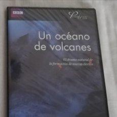 Cine: UN OCÉANO DE VOLCANES - DVD. Lote 218929950
