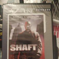 Cine: SHAFT - SAMUEL L. JACKSON. Lote 219012880