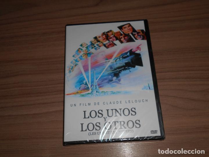 LOS UNOS Y LOS OTROS DVD GERALDINE CHAPLIN SHARON STONE JAMES CAAN NUEVA PRECINTADA (Cine - Películas - DVD)