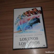 Cine: LOS UNOS Y LOS OTROS DVD GERALDINE CHAPLIN SHARON STONE JAMES CAAN NUEVA PRECINTADA. Lote 278679208