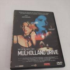 Cinéma: 18405 MULHOLLAND DRIVE-DVD SEGUNDA MANO. Lote 219056552