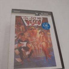 Cinéma: 18417 LA LEY DEL DESEO-DVD SEGUNDA MANO. Lote 219059078