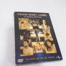 Cine: 18485 FRIDAY NIGHT LIGHTS PRIMERA TEMPORADA -DVD SEGUNDA MANO. Lote 219070952