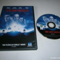 Cinéma: LA ULTIMA FORTALEZA DVD ROBERT REDFORD. Lote 219135306