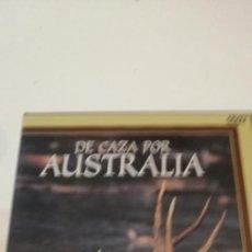 Cine: C-8 DVD CINE DE CAZA POR AUSTRALIA. Lote 219232481