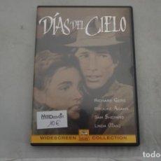 Cine: (1-B0) - 1 X DVD - DIAS DEL CIELO / TERRENCE MALICK. Lote 219302653