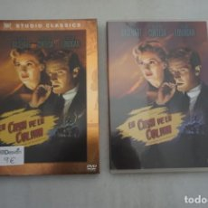 Cine: (1-B0) - 1 X DVD - LA CASA DE LA COLINA / ROBERT WISE. Lote 219303108