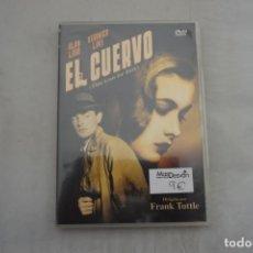 Cine: (1-B0) - 1 X DVD - EL CUERVO / FRANK TUTTLE. Lote 219303583