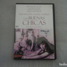 Cine: (1-B0) - 1 X DVD - LAS BUENAS CHICAS / CLAUDE CHABROL. Lote 219304011