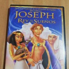 Cine: JOSEPH. REY DE LOS SUEÑOS (DVD). Lote 219447641
