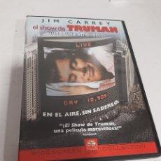 Cinéma: 19099 EL SHOW DE TRUMAN  -DVD SEGUNDA MANO. Lote 219507301