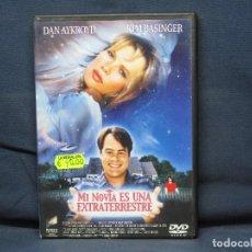 Cine: MI NOVIA ES UNA EXTRATERRESTRE - DVD. Lote 219526768