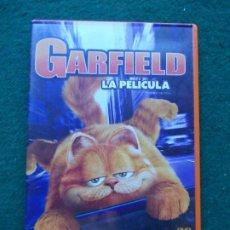 Cinema: CINE-DVD GARFIELD LA PELICULA. Lote 219616860