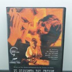 Cine: EL ELEMENTO DEL CRIMEN - DVD. LAS VON TRIER. (ENVÍO 2,50€). Lote 219772915