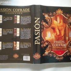 Cine: 6 DVD SEMANA SANTA PASION COFRADE COLECCION - LEER ESTADO. Lote 220095693