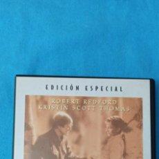 Cine: EL HOMBRE QUE SUSURRABA A LOS CABALLOS. Lote 220127036