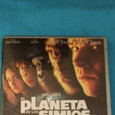 Cine: EL PLANETA DE LOS SIMIOS. Lote 220138025