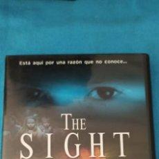Cine: THE SIGHT - LA VISIÓN. Lote 220175775