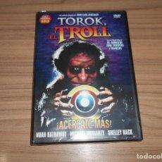 Cine: TOROK EL TROLL DVD NUEVA PRECINTADA. Lote 289890863