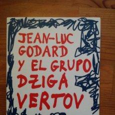 Cine: JEAN-LUC GODARD Y EL GRUPO DZIGA VERTOV (1968-1974) - 5 DVD MÁS LIBRETA. Lote 220510788