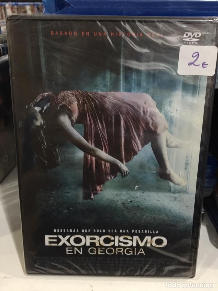 Exorcismo En Georgia Dvd Precintado Vendido En Venta Directa 220523838