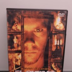 Cinema: EL ÚLTIMO ESCALÓN - DVD. KEVIN BACON, RICHARD MATHESON.. Lote 220537113