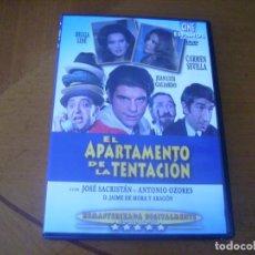 Cine: EL APARTAMENTO DE LA TENTACION / CARMEN SEVILLA. Lote 220675386