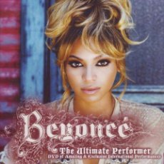 Cine: BEYONCE' - THE ULTIMATE PERFORMER [USA] [DVD]. Lote 220730463