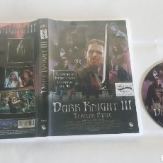 Cine: DARK KNIGHT III DVD. Lote 220854061