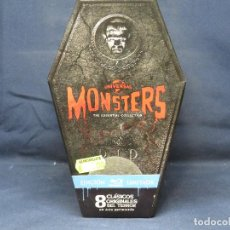 Cine: MONSTERS THE ESSENTIAL COLLECTION - BLU RAY. Lote 220872137