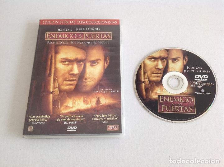 ENEMIGO A LAS PUERTAS. DVD (Cine - Películas - DVD)