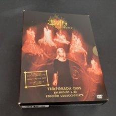 Cine: 19549 BUFFY CAZAVAMPIROS TEMPORADA 2 -DVD SEGUNDA MANO. Lote 221076228