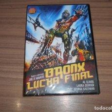 Cine: BRONX LUCHA FINAL DVD NUEVA PRECINTADA. Lote 243548310