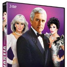 Cine: DINASTIA VOLUMEN 2 - DVD NUEVO Y PRECINTADO 3DVD. Lote 288607473