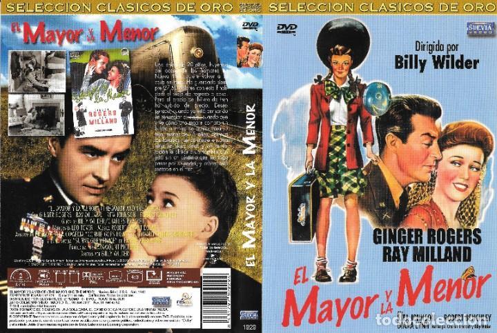 EL MAYOR Y LA MENOR - BILLY WILDER (Cine - Películas - DVD)