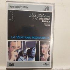 Cinéma: 19720 LA VENTANA INDISCRETA DVD SEGUNDA MANO. Lote 221272545