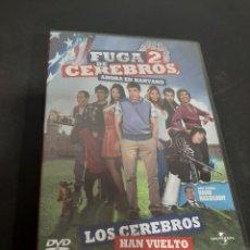 Cinéma: B208 FUGA DE CEREBROS 2 -DVD NUEVO PRECINTADO. Lote 221280373