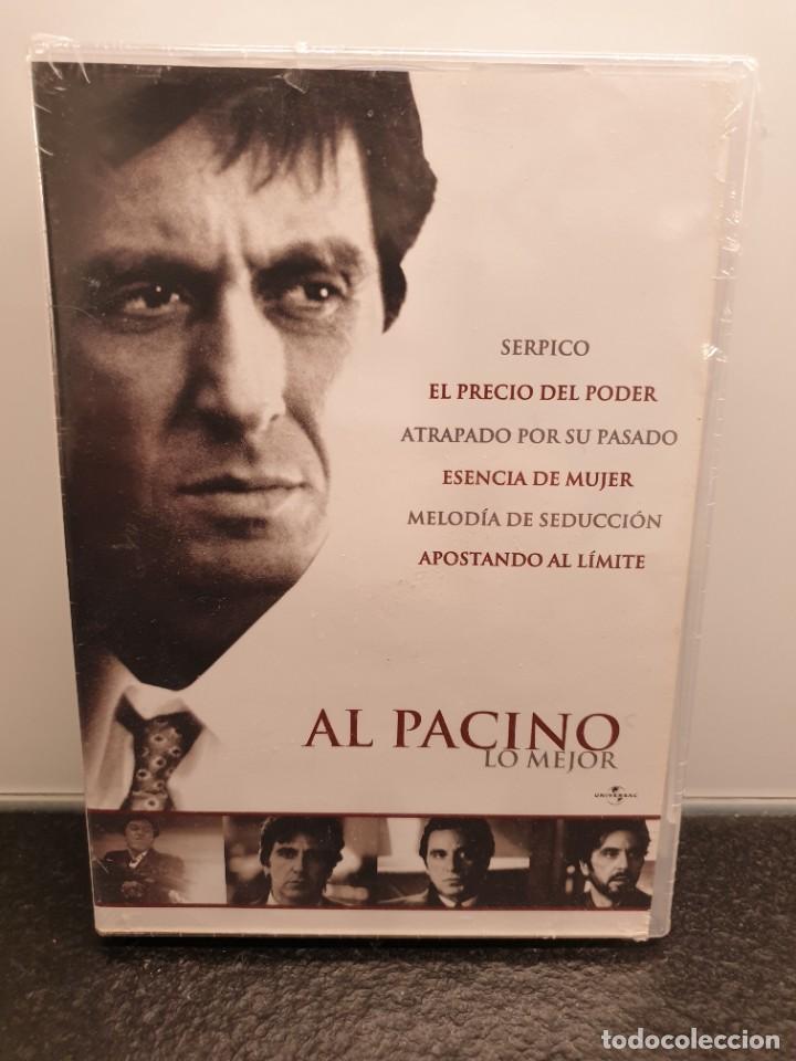 AL PACINO LO MEJOR - DVD NUEVO PRECINTADO. 6 PELÍCULAS. (ENVÍO 2,40€) (Cine - Películas - DVD)