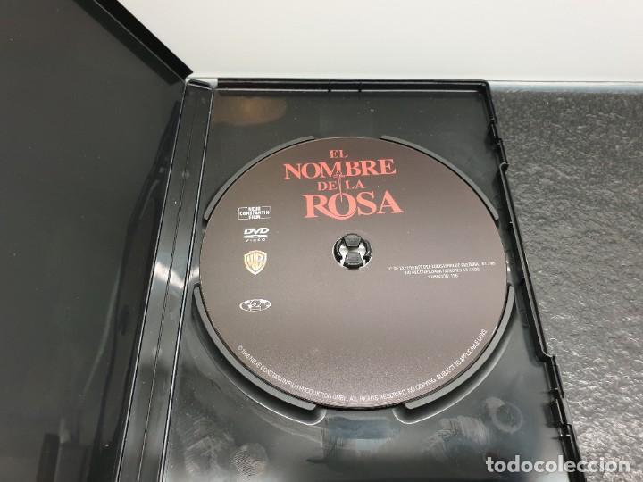 Cine: El Nombre de la Rosa - DVD. Sean Connery, Christian Slater, Ron Perlman. - Foto 3 - 221434246
