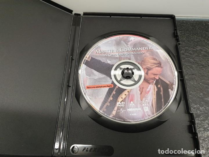 Cine: Master & Commander Al otro Lado del Mundo - DVD. Russell Crowe, Paul Bettany, Peter Weir. - Foto 3 - 221434263