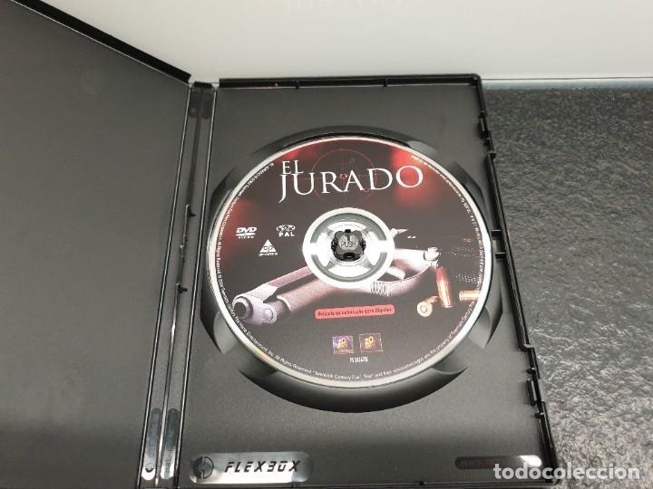 Cine: El Jurado - DVD. John Cusack, Gene Hackman, Dustin Forman, Rachel Weisz. - Foto 3 - 221434273