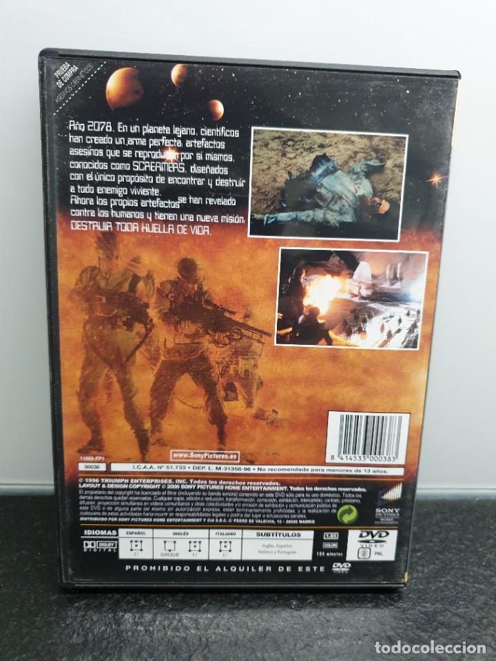 Cine: Asesinos Cibernéticos - DVD. Peter Weller, Philip K. Dick. - Foto 2 - 221434302