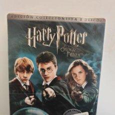 Cine: HARRY POTTER Y LA ORDEN DEL FÉNIX - DVD NUEVO PRECINTADO CAJA METÁLICA 2 DISCOS. (ENVÍO 2,40€). Lote 221469421