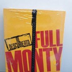 Cinéma: FULL MONTY (AL DESCUBIERTO) - DVD NUEVO PRECINTADO 2 DISCOS. ROBERT CARLYLE (ENVÍO 2,40€). Lote 221469653